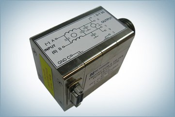 EMI_RFI Military Filter units